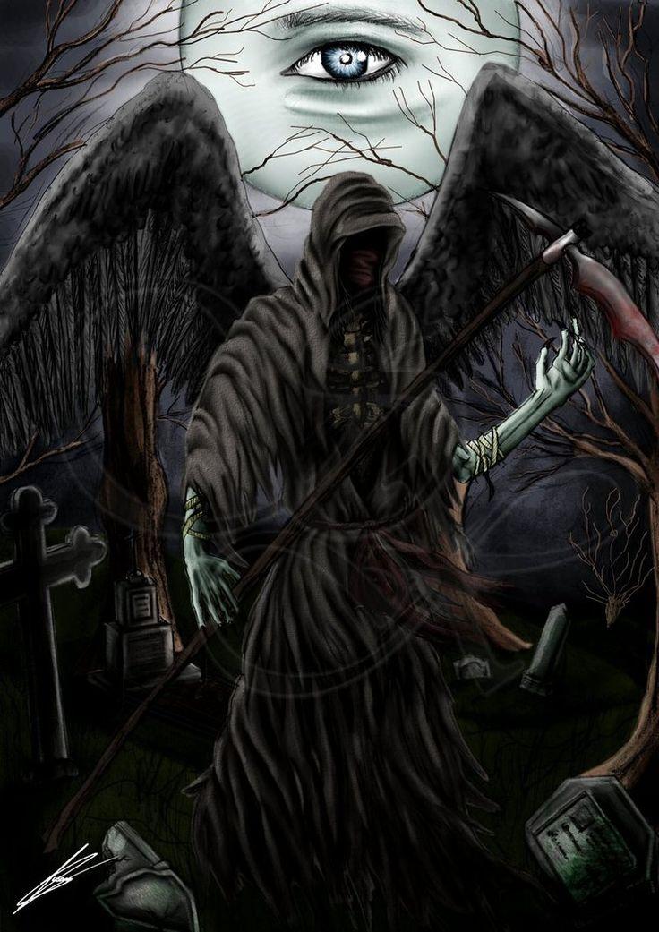 Grim Reaper by ~Saxa-XCII on deviantART