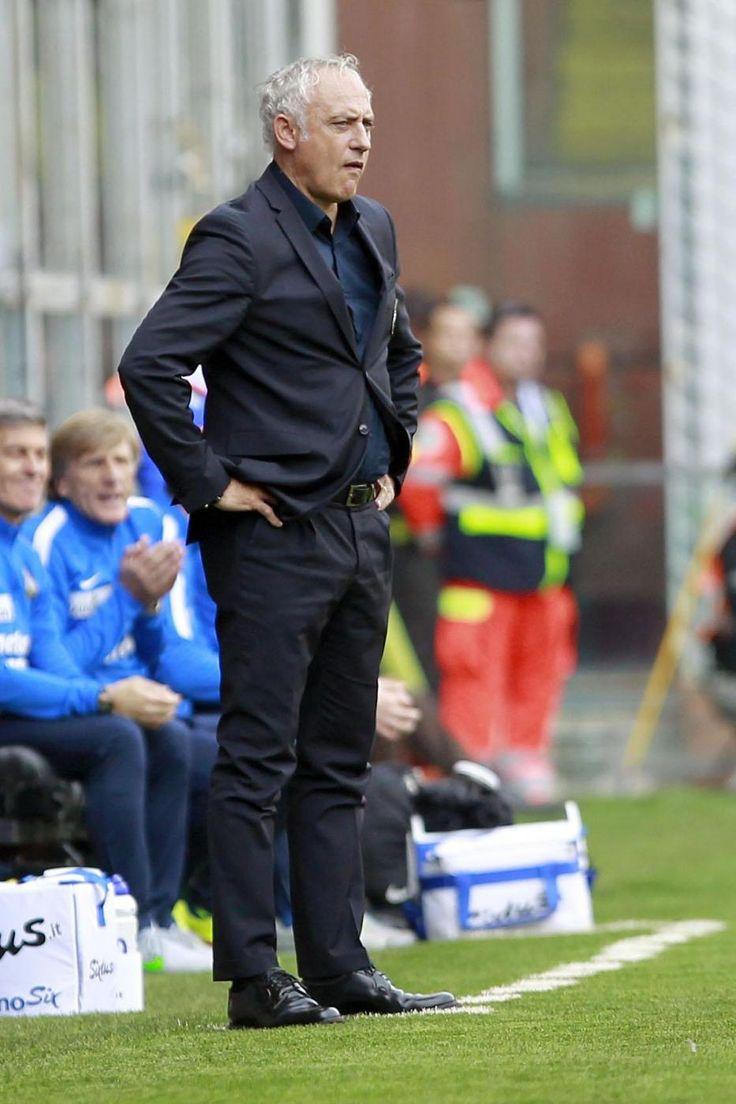 """Sampdoria – Verona 4-1, Mandorlini: """"Per noi segnare è molto difficile"""""""