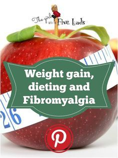 Weight gain, dieting and Fibromyalgia
