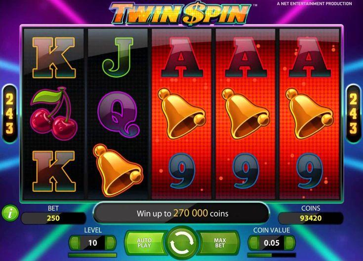 twin spin slot machine netent