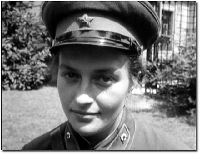 Lyudmila Pavlichenko. She is credited with killing 309 Nazi soldiers.