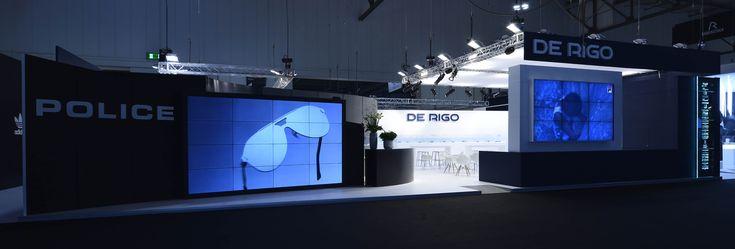 Tosetto at f MIDO Milano Eyewear Show 2017