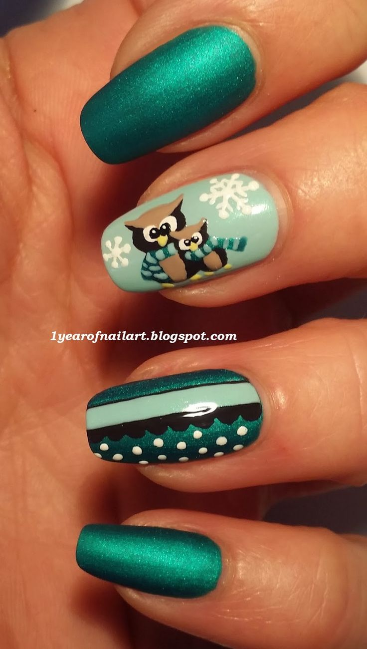 Best 25+ Owl Nails Ideas On Pinterest