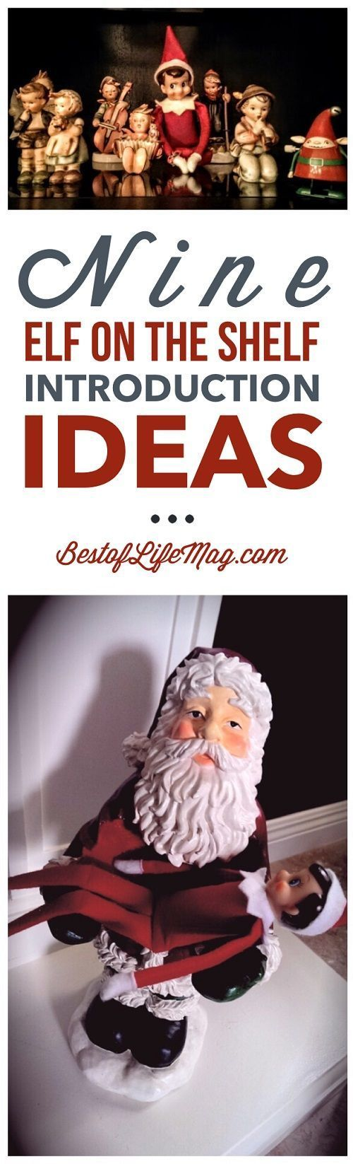 Top 50 elf on the shelf ideas i heart nap time - 9 Elf On The Shelf Introduction Ideas