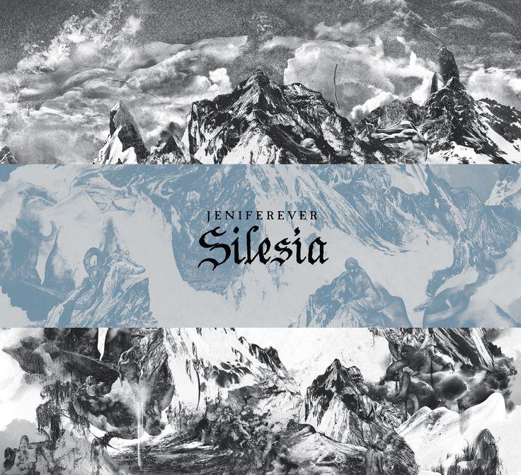 Jeniferever 'Silesia' Deluxe 180 gm double gatefold vinyl + CD (Monotreme Records)