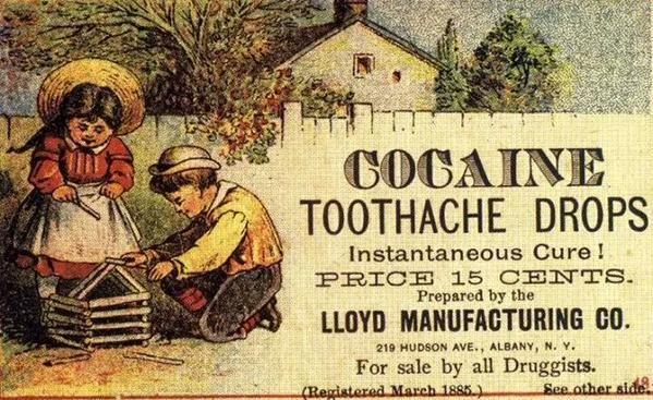 Cocaine Propaganda