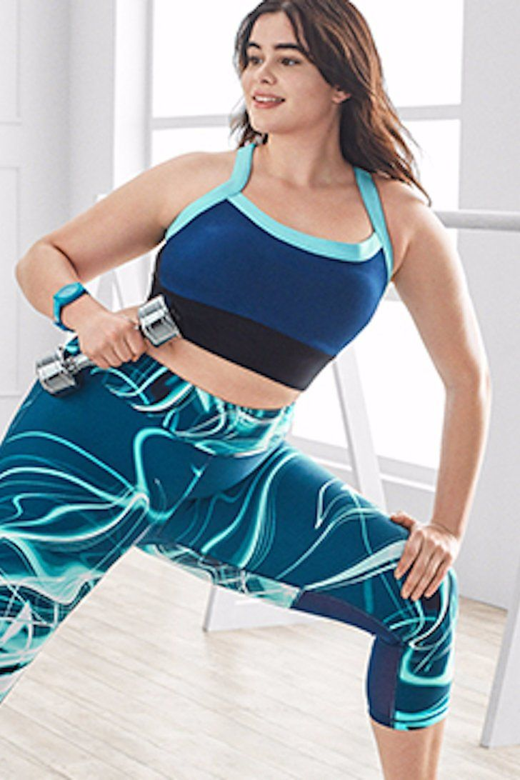 It's About Damn Time: Fabletics Just Launched Plus Sizes!