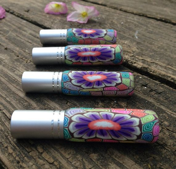Custom Scent Organic Create Your Own Perfume by planetearthoils