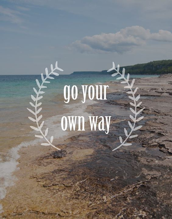 543 best Best Travel Quotes images on Pinterest #0: a0b25cca6d6afa3b d6c362b go your own way travel inspiration