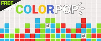 ColorPop #Match3Game - Free Web Game #WildTangent