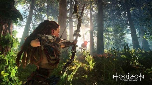 Horizon: Zero Dawn z bohaterką wzorowaną na Ellen Ripley