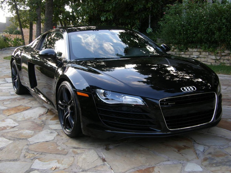 Image detail for -Detailed 2008 Audi RX8 - Black - Gloss It Online Forum