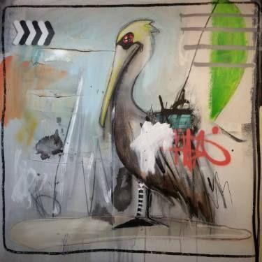"""Saatchi Art Artist Jérôme Rochette; Painting, """"I'm an Island"""" #art"""