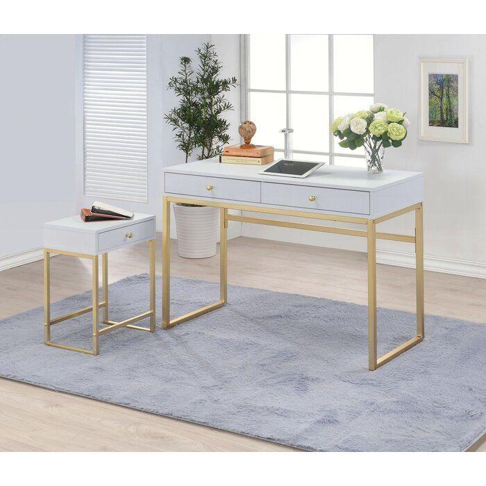Mercer41 Lavine Writing Desk Wayfair Furniture Acme Furniture Home