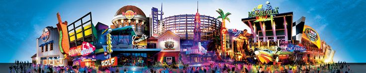 Events at CityWalk in the Universal Orlando Resort