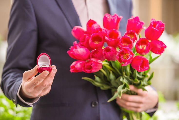 花束を贈るプロポーズを成功させるために知っておきたいこと