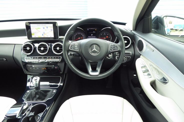 Mercedes-Benz C Class 2.1 C220 CDI BlueTEC Sport 5dr (start/stop)
