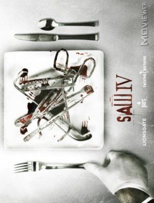 Saw IV (2007) movie #poster, #tshirt, #mousepad, #movieposters2