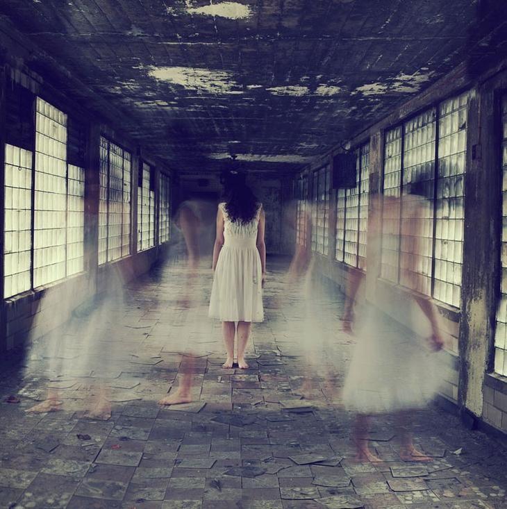Самые известные дома с привидениями