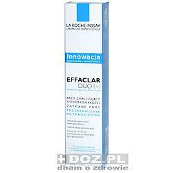 La Roche-Posay Effaclar Duo+, krem, przeciwtrądzikowy, 40 ml