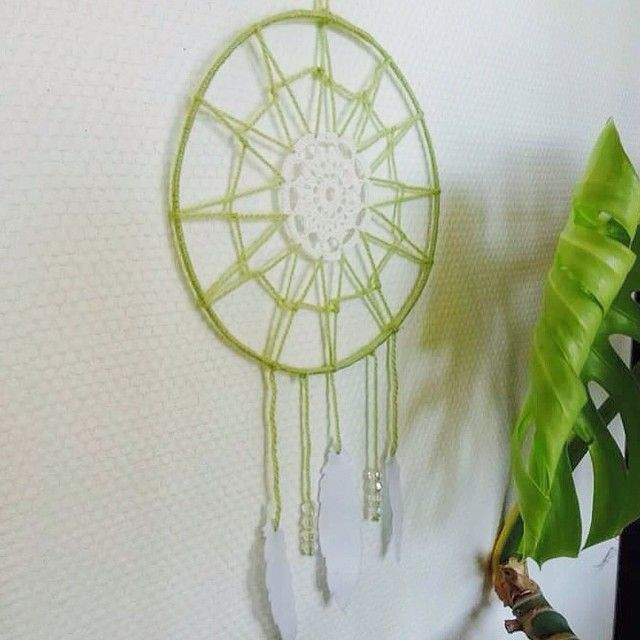 Bohemian Summer - Dreamcatcher - Dentelle et plume