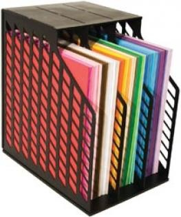 I need at least 2 more of these. 4 would be better. Advantus 376208 Cropper Hopper Easy Access Paper Holder-Black