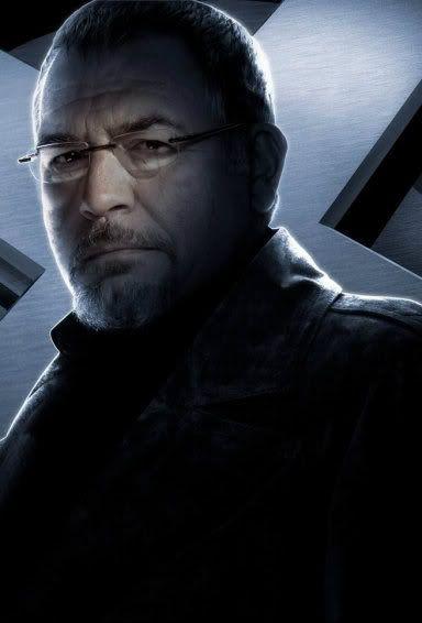 William Stryker (Brian Cox)