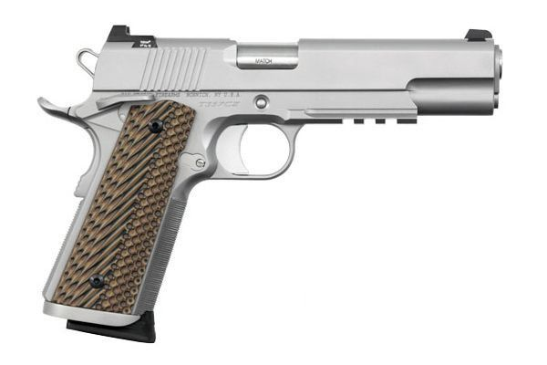 Dan Wesson 01993 1911 Specialist Pistol .45 ACP 5in 8rd Stainless for sale at Tombstone Tactical.