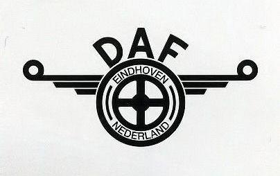 """Eindhoven - DAF Naamswijziging 1948, De naam """"Van Doorne's Aanhangwagen Fabriek"""" wordt gewijzigd in """"Van Doorne's Automobiel Fabriek""""."""