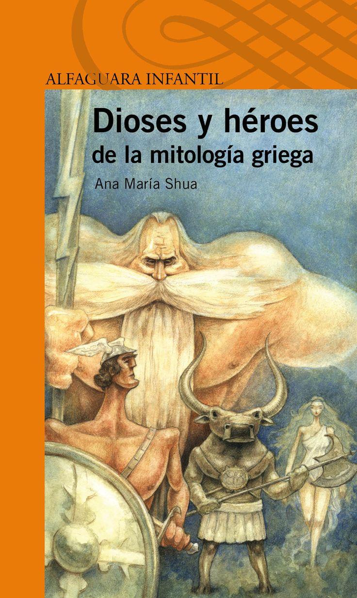 Breve repaso de los principales mitos griegos. Antes que la filosofía fue el mito.