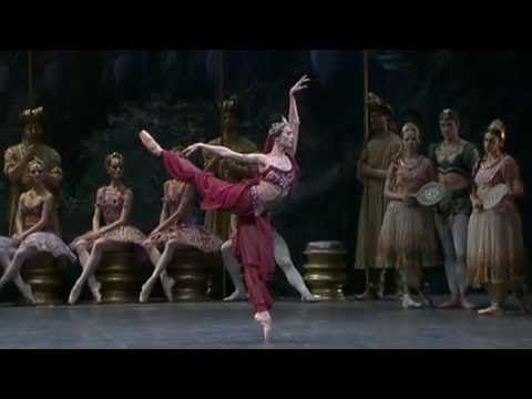 Svetlana Zakharova/Roberto Bolle as Nikiya`s Death- My favorite performance by her.