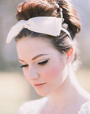 свадебный макияж для светлой кожи