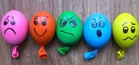 Stress Ball Balloons DIY - Things to Make and Do, Crafts and Activities for Kids - The Crafty Crow
