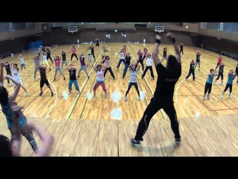Come Baby Come - K7 Adrian Uribe Zumba - YouTube