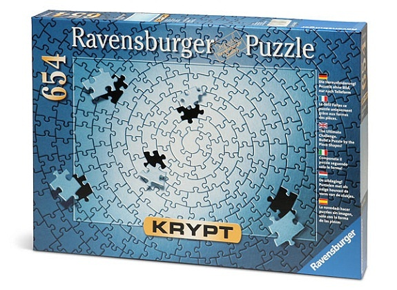 a puzzle with 654 different pieces ! A new must have...