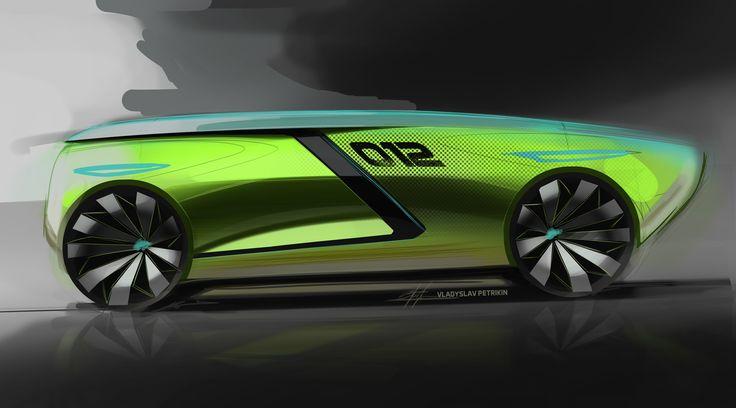 012 #car, #design, #automotivedesign, #cardesign, #transportdesign, #vehicledesign, #concept, #conceptcar, #sportcar, #doodle, #sketch, #carsketch, #sketching,#quick #cardrawing, #photoshop, #future, #wheels, #electric, #engine, #racer, #sport, #green, #one-box