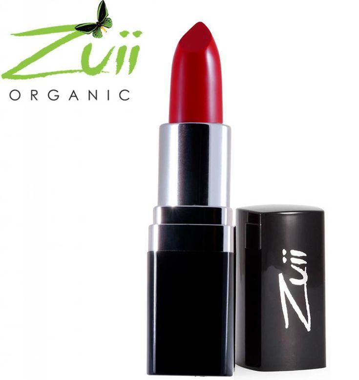 Zuii Organic Natuurlijke lippenstift Classic Red