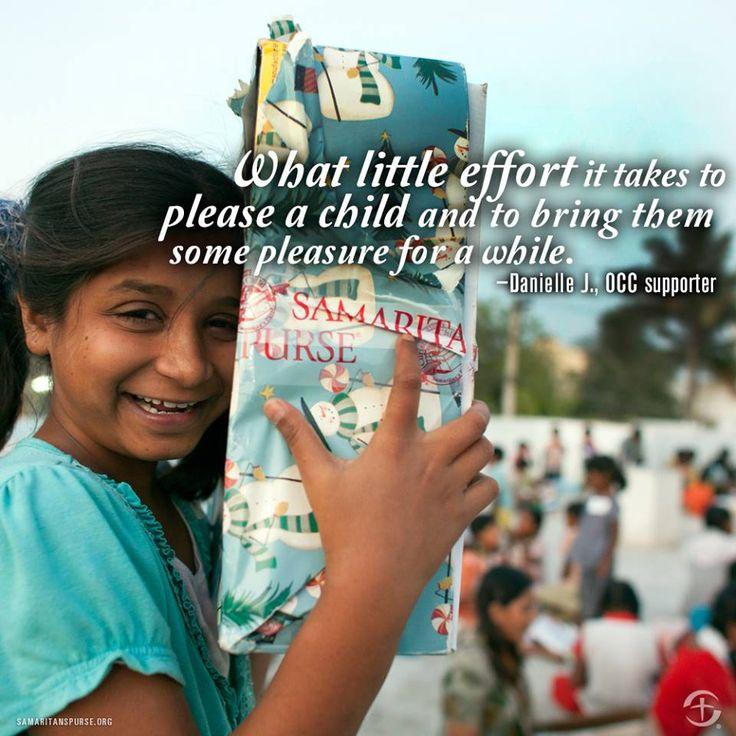 254 best Operation Christmas Child images on Pinterest   Operation ...