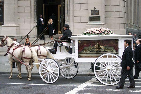 Aaliyah Funeral | 2001