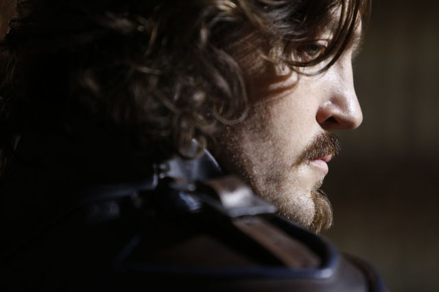 The Musketeers series 3x5. Athos it's time to follow your heart. BBC/Dusan Martincek.