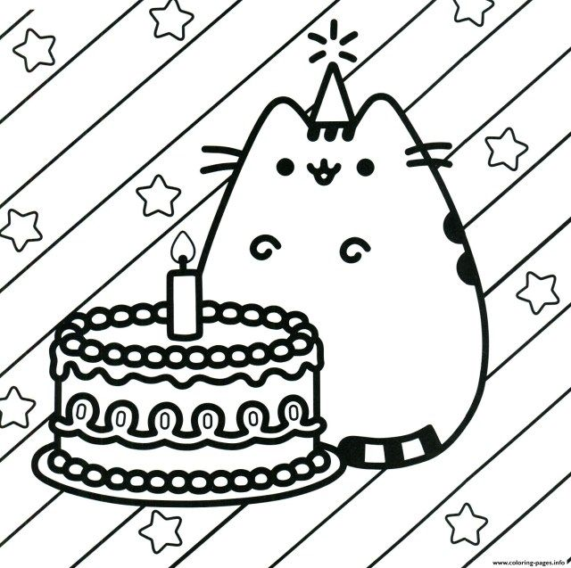 Brilliant Image Of Printable Birthday Coloring Pages Entitlementtrap Com Birthday Coloring Pages Happy Birthday Coloring Pages Unicorn Coloring Pages