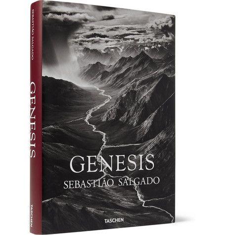 Taschen Genesis by Sebastião Salgado Hardcover Book | MR PORTER