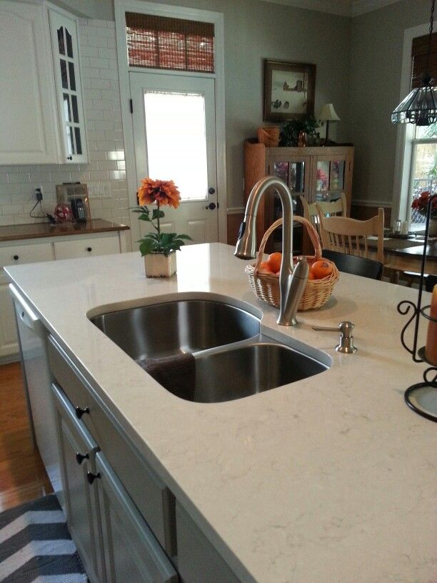 60 Best White Kitchen Dreams Images On Pinterest Kitchen Remodeling Quartz Countertops And