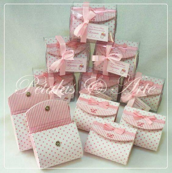porta moedas rosa caixa de leite