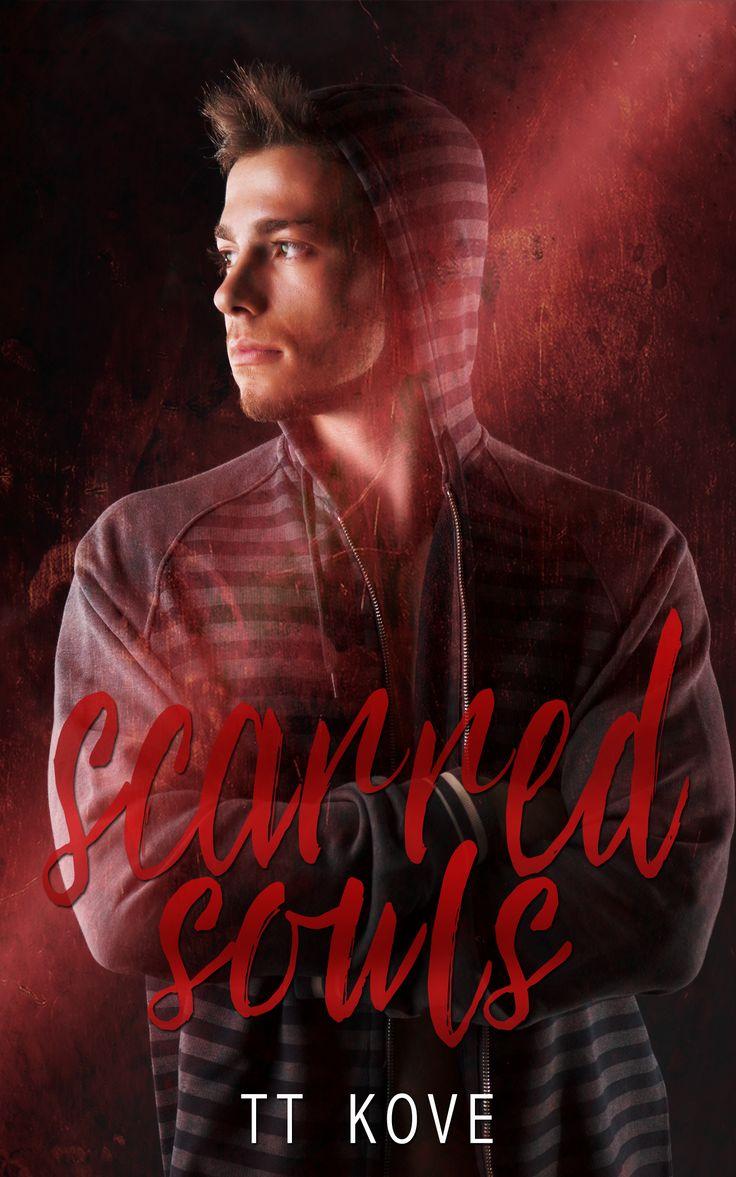 Scarred Souls: old cover. Cover design: TT Kove.