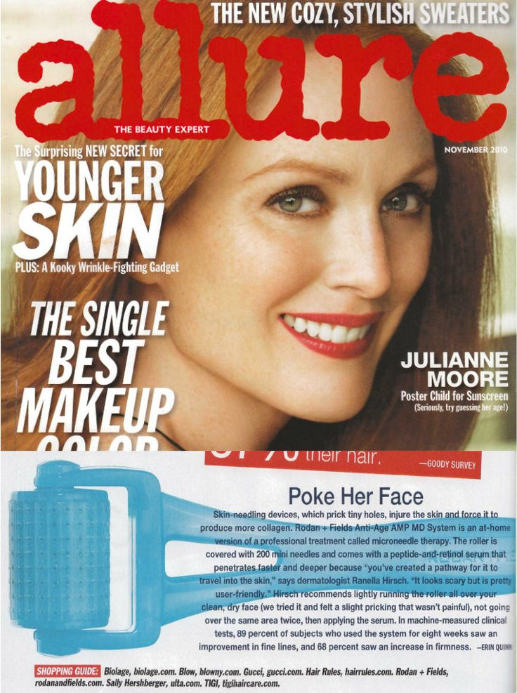Rodan and Fields AMP MD Roller- Best Spent Minute in anti age- 1 minute a day to…