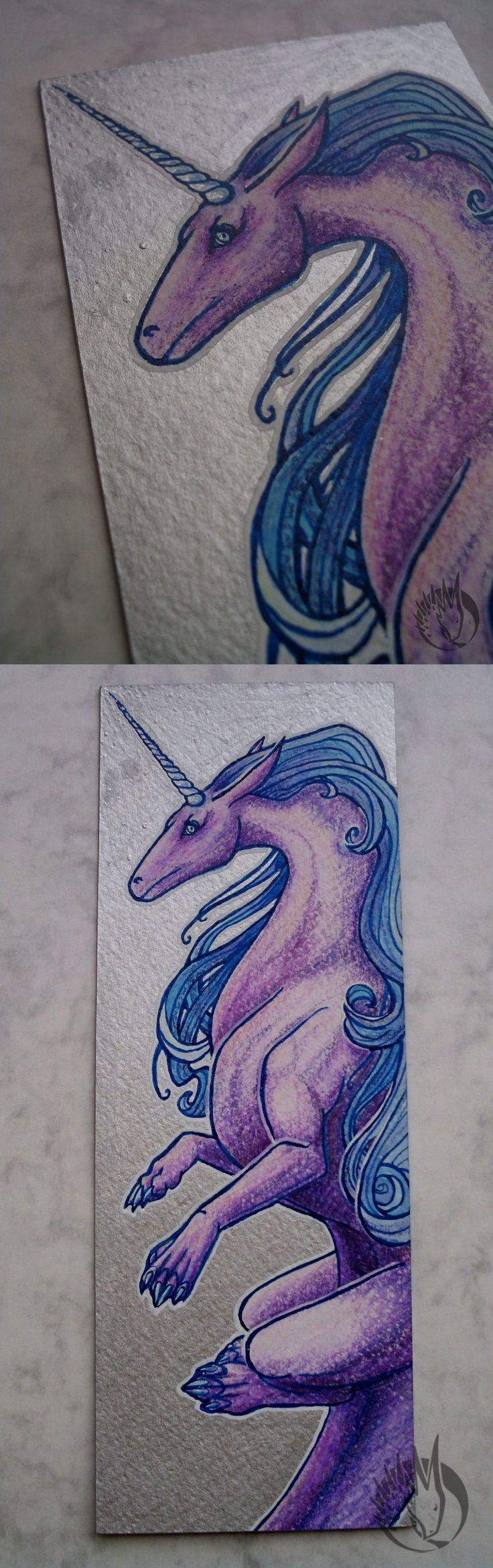Mystic Dragon -  bookmark by MargotShareaza.deviantart.com on @DeviantArt