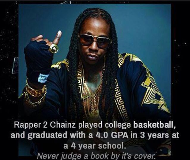 2 Chainz wow who would thought that!