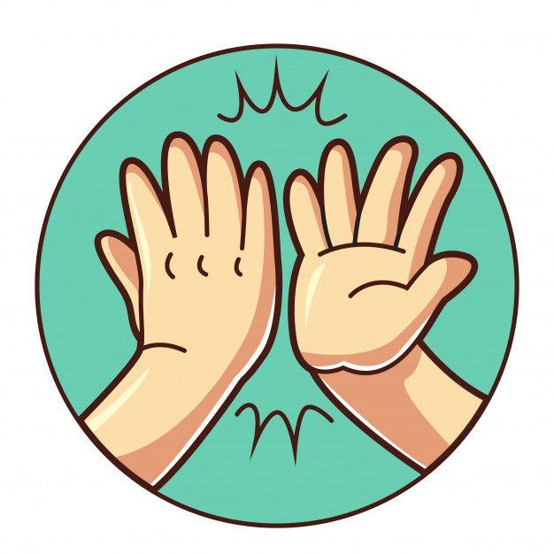 High Five Hand High Five Kids Classroom Decor Classroom