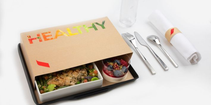 Air France New Menu Reflects Airlines Latest Trend To Make Flying